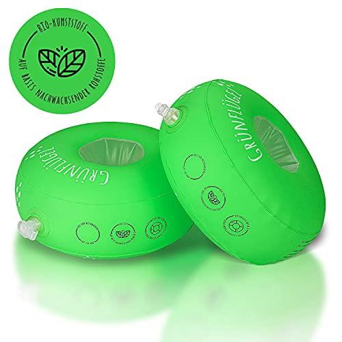 Grünflügel Schwimmflügel Kinder 1-6 Jahre (...