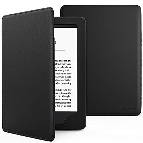 MoKo Kindle Paperwhite Hülle - Kunstleder Tasche...
