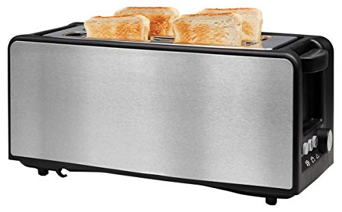 Home Ideas MD 19282 Langschlitz-Toaster 4...
