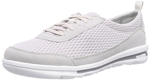 Rockport Damen XCS Rock on Air Sneakers, Grau...