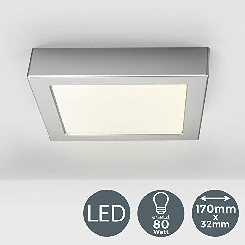 Deckenleuchte inkl. 12W 900lm LED Platine ersetzt...