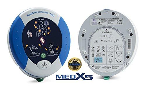 MedX5 PAD360P 8 Jahre Garantie, Laien...