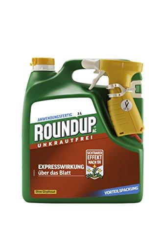 Roundup AC Unkrautfrei, Anwendungsfertiges Spray...