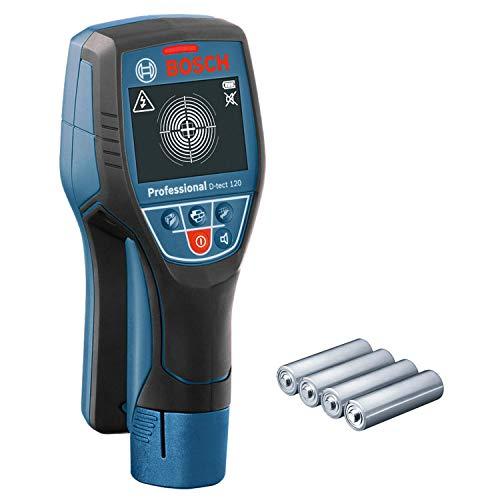 Bosch Professional Ortungsgerät D-tect 120 (4 x...