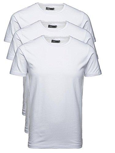 Jack & Jones T-Shirt Basic O-Neck Black Jack and...