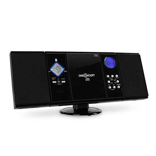 OneConcept V-12-BT - Stereoanlage, Kompaktanlage,...