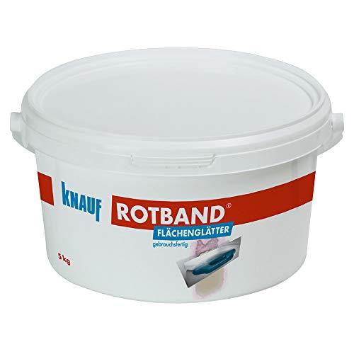 Knauf 4006379074327 Rotband Flächenglätter,...