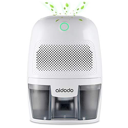 Luftentfeuchter, Aidodo 600ml mini elektrischer...