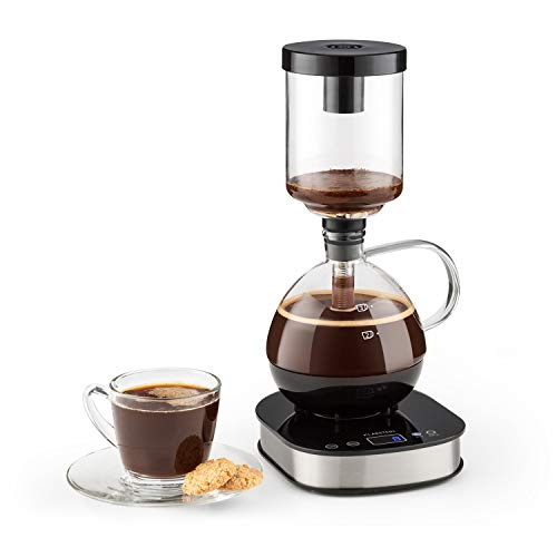 KLARSTEIN Drop Siphon-Kaffeemaschine...