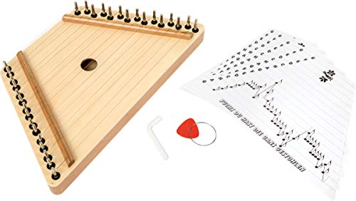 Small Foot 7284 Zither, Musikinstrument aus Holz,...