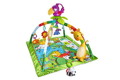 Fisher-Price DFP08 - Rainforest Erlebnisdecke,...