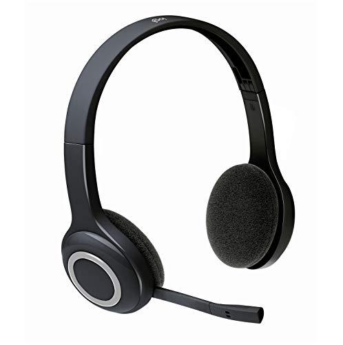 Logitech H600 Kabellose Kopfhörer mit Mikrofon,...