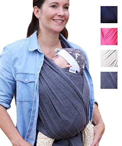 myla elastisches Baby-Tragetuch Tragetuch fürs...