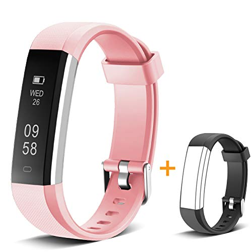 Muzili Fitness Armband Wasserdicht Fitness Tracker...