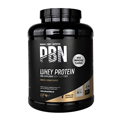 PBN Molkenproteinpulver, 2,27 kg – Cookies &...