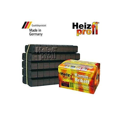 25 kg - HeizProfi Premium Kaminbrikett (0,49...