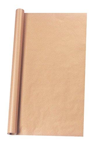 Herlitz 11387248 Packpapierrolle 10 m x 1 m, 1...