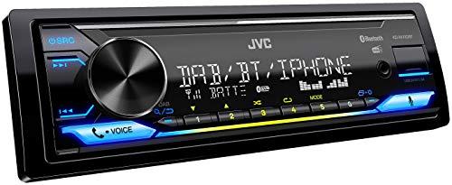 JVC KD-X472DBT USB-Autoradio mit DAB+ und...
