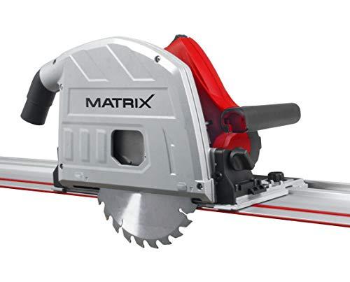 Matrix Tauchsäge, 1200 Watt, inkl. 2...