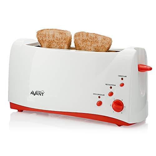 AVANT - Langschlitz-Toaster mit Thermostat -...