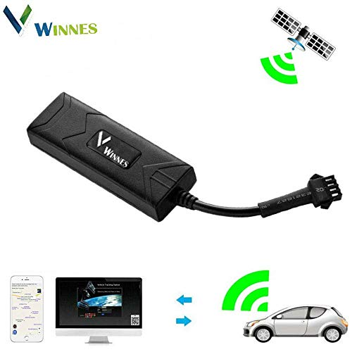 GPS Tracker, Winnes Auto LKW Fahrzeug Echtzeit GPS...