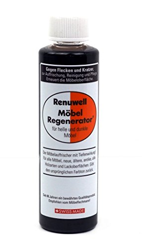 Massivum Renuwell Möbel Regenerator 500ml, Holz,...