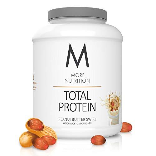MORE NUTRITION Total Protein Eiweiß-Pulver mit...