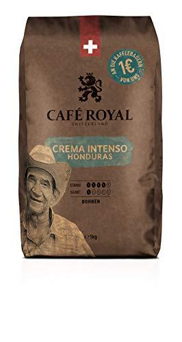 Café Royal Honduras Crema Intenso Bohnenkaffee,...