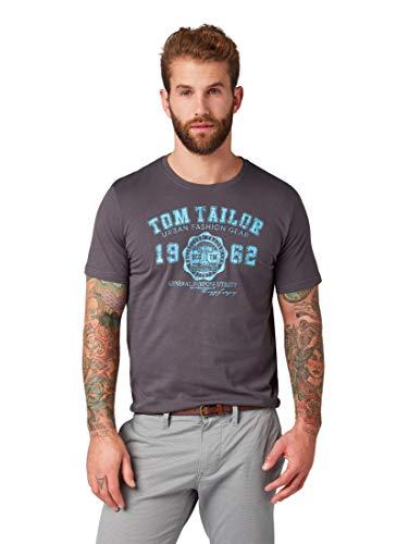 TOM TAILOR für Männer T-Shirts/Tops T-Shirt mit...