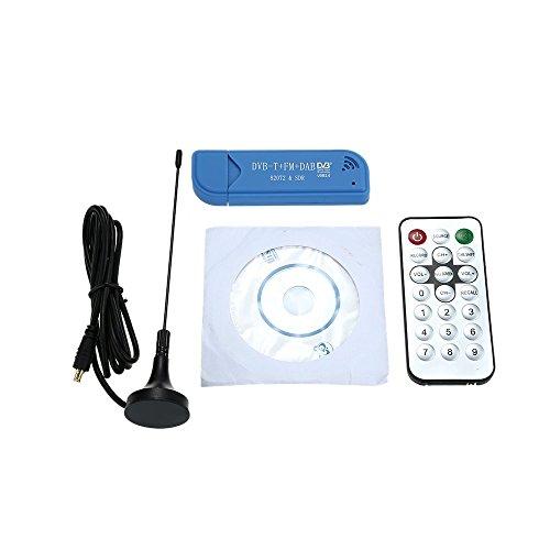 DollaTek Digitale USB 2.0 DVB-T SDR+DAB+FM HDTV TV...