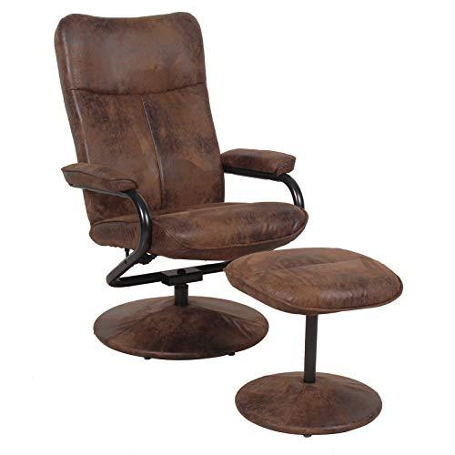 CARO-Möbel Relaxsessel Fernsehsessel Dakota mit...
