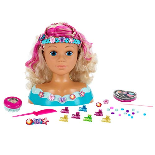 Theo Klein 5398 Princess Coralie Styling Head...