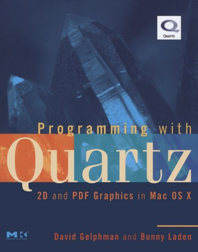Programming with Quartz: 2D and PDF Graphics in...