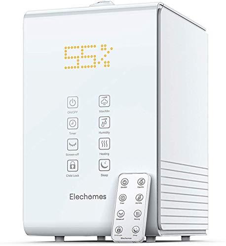 Elechomes Ultraschall Luftbefeuchter, 5.5L...