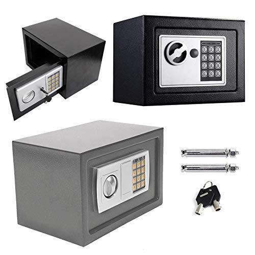 Tresor Klein Elektronischer Safe Schlüsseltresor...