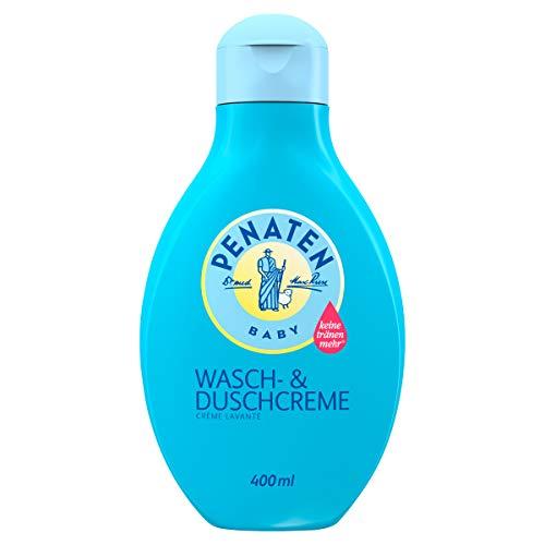 Penaten Wasch- & Duschcreme, mildes Baby Waschgel...