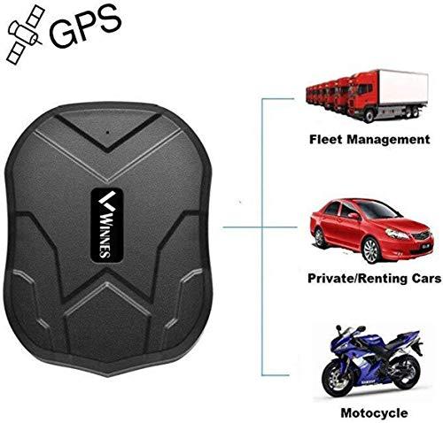Winnes Starker Magnet GPS-Tracker, 3 Monate Lang...