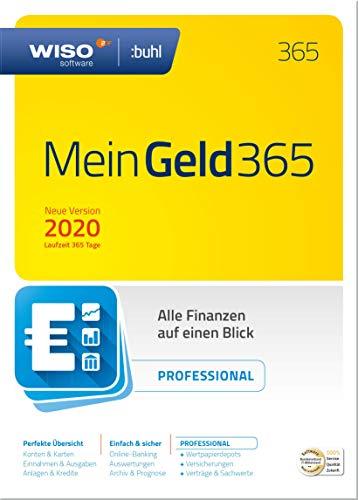 WISO Mein Geld Professional 365 (aktuelle Version...