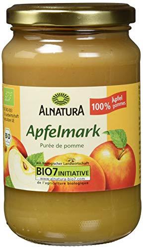 Alnatura Bio Apfelmark, vegan, 6er Pack (6 x 360...