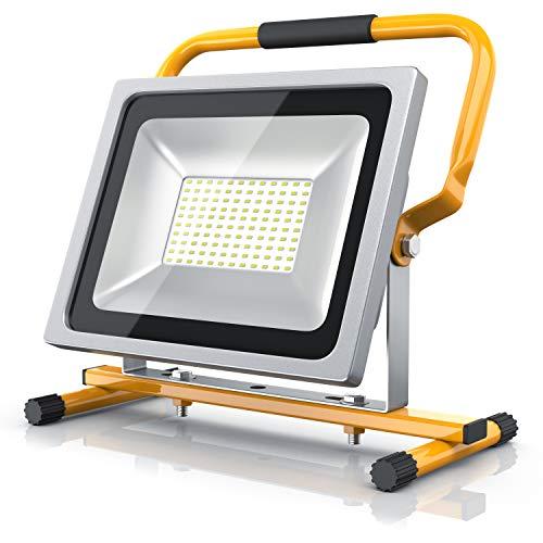 Brandson - 50W LED Baustrahler -...