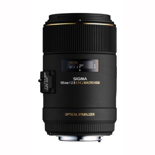 Sigma 105 mm F2,8 EX Makro DG OS HSM-Objektiv (62...