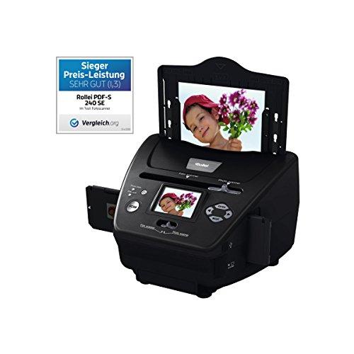 Rollei PDF-S 240 SE - Multiscanner für Fotos,...