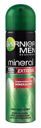Garnier Men Deodorant Mineral Extreme - Deospray...