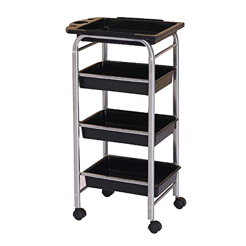 XCY Storage Rack Medical Wagen Werkzeug 4 Tier...