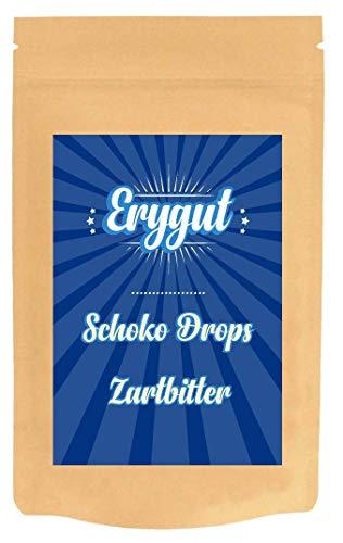 Erythrit Schokodrops Zartbitter 1300g  ...