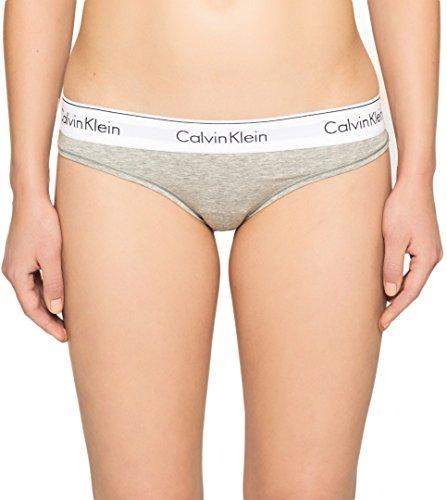 Calvin Klein Damen MODERN COTTON - THONG String,...
