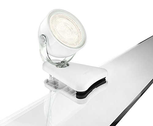 Philips myLiving LED Klemmspot Dyna, EEK A+, weiß