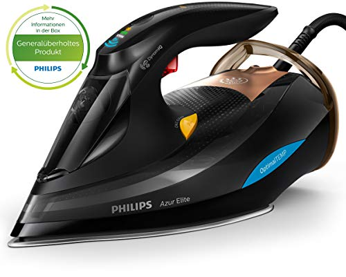 Philips Dampfbügeleisen  Azur Elite GC5033/80...