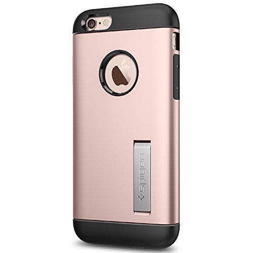 iPhone 6S Hülle, Spigen [Slim Armor] Integrierter...