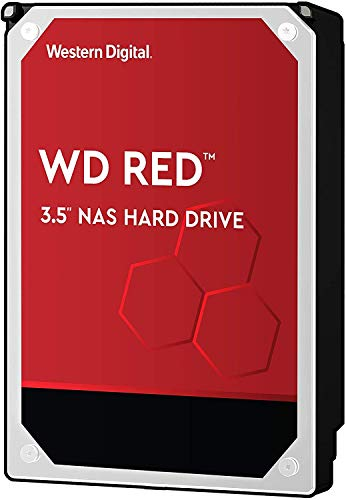 WD Red 6TB SATA 6Gb/s 256MB Cache Internal 8,9cm...